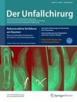 Der Unfallchirurg 12/2016
