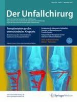 Der Unfallchirurg 11/2017