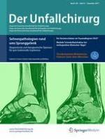 Der Unfallchirurg 12/2017