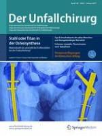Der Unfallchirurg 2/2017