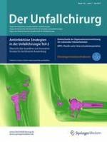 Der Unfallchirurg 7/2017