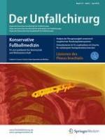 Der Unfallchirurg 6/2018