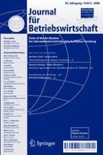 Management Review Quarterly 2/2006