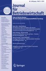 Management Review Quarterly 4/2010