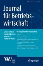 Management Review Quarterly 1/2013