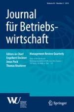 Management Review Quarterly 3/2013