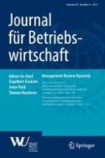 Management Review Quarterly 4/2013