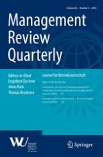 Management Review Quarterly 4/2014