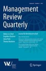Management Review Quarterly 3/2015