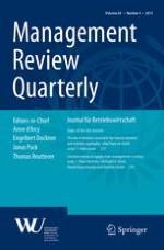 Management Review Quarterly 4/2015