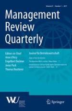 Management Review Quarterly 1/2017
