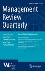 Management Review Quarterly 2/2017