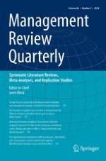 Management Review Quarterly 2/2018