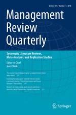 Management Review Quarterly 3/2018