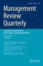 Management Review Quarterly 4/2018