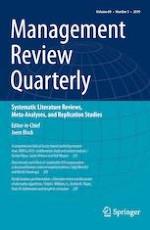 Management Review Quarterly 3/2019