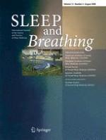 Sleep and Breathing 3/2008