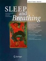 Sleep and Breathing 1/2012