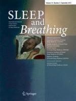 Sleep and Breathing 3/2012