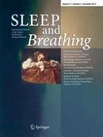 Sleep and Breathing 4/2013
