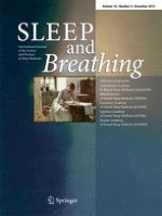 Sleep and Breathing 4/2014