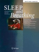 Sleep and Breathing 3/2016