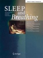 Sleep and Breathing 4/2017