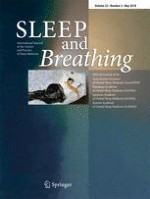 Sleep and Breathing 2/2018