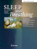 Sleep and Breathing 2/2019