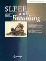 Sleep and Breathing 3/2019