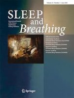 Sleep and Breathing 2/2020
