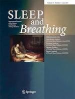 Sleep and Breathing 2/2021