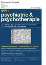 Psychiatrie und Psychotherapie 4/2011