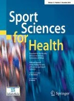 Sport Sciences for Health 3/2016