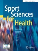 Sport Sciences for Health 1/2017