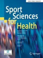 Sport Sciences for Health 3/2017