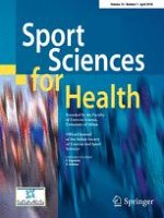 Sport Sciences for Health 1/2018