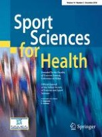Sport Sciences for Health 3/2018