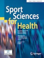 Sport Sciences for Health 3/2019