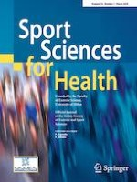 Sport Sciences for Health 1/2020