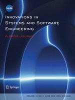 Innovations in Systems and Software Engineering 2/2018
