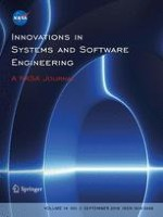 Innovations in Systems and Software Engineering 3/2018