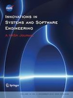 Innovations in Systems and Software Engineering 4/2018