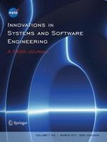 Innovations in Systems and Software Engineering 1/2011