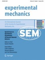 Experimental Mechanics 1/2016