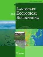 Landscape and Ecological Engineering 3/2019