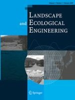 Landscape and Ecological Engineering 1/2009