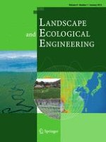 Landscape and Ecological Engineering 1/2012