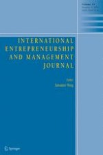 International Entrepreneurship and Management Journal 3/2017