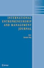 International Entrepreneurship and Management Journal 4/2019
